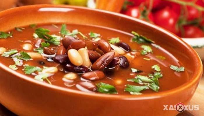 Resep cara membuat sayur asem kacang merah