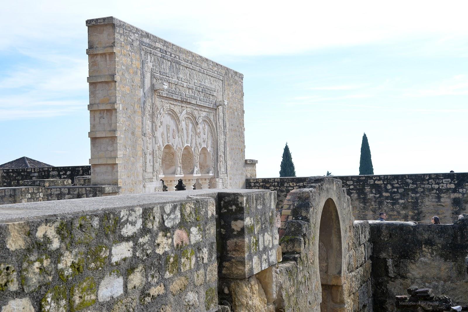 Medina Azahara Cordoba Spain