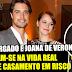 Diogo Morgado e Joana de Verona envolveram-se na vida Real... casamento em risco após traição!