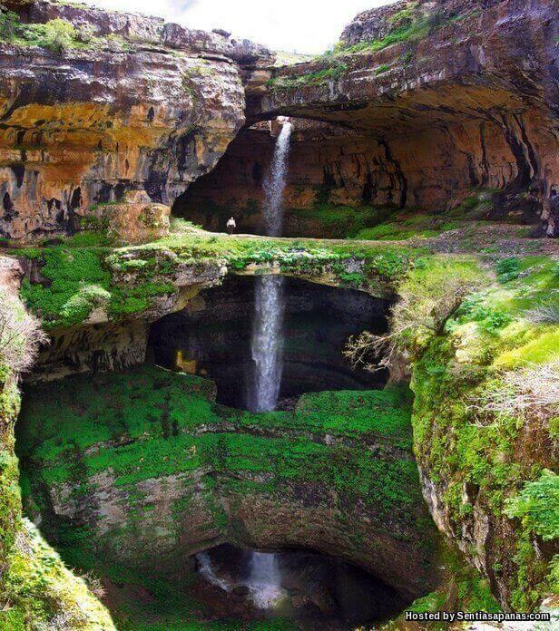 Baatara Gorge Cave