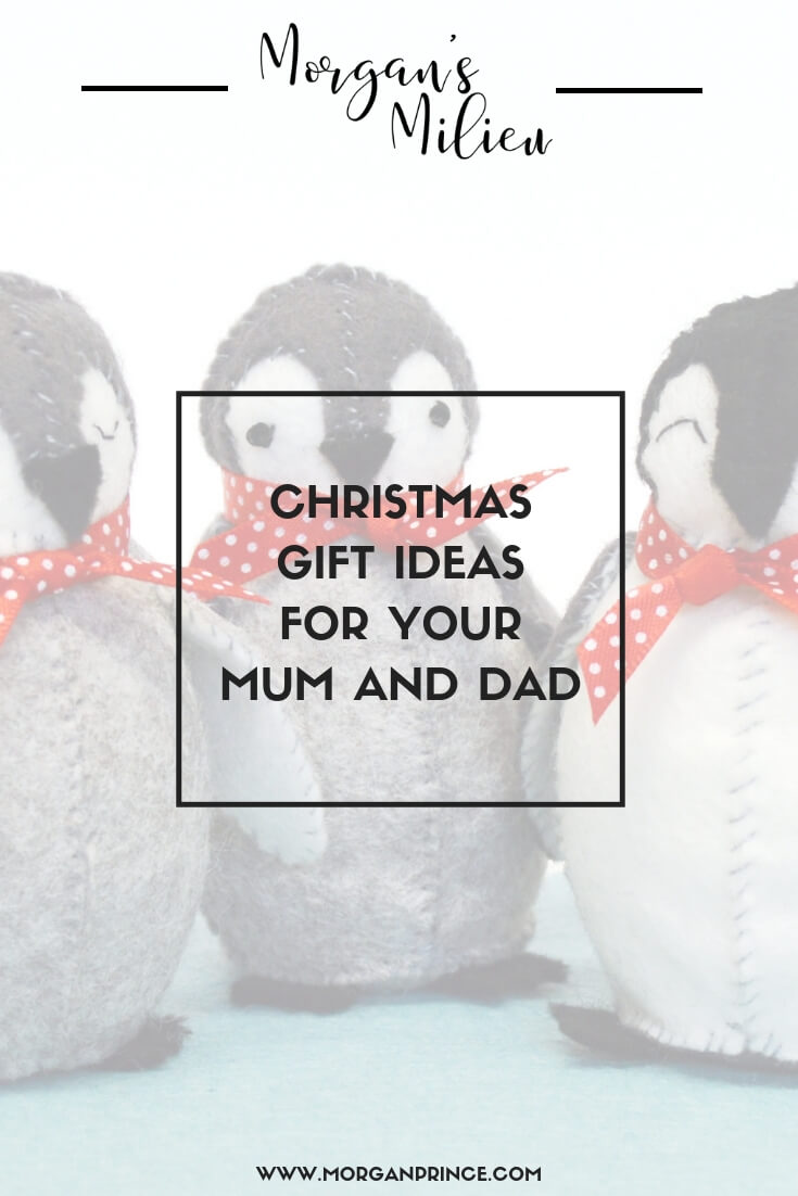 Christmas Gift Ideas For Your Mum And Dad | Stop by to find out which great finds are NOT on the high street.