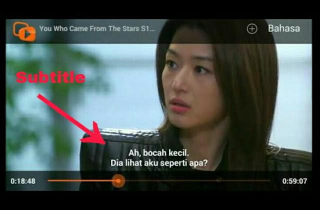 Cara Mudah Memperbaiki Kecepatan Subtitle Video Di Android