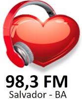 Rede do Coração FM Salvador BA ao vivo e online para todo o mundo