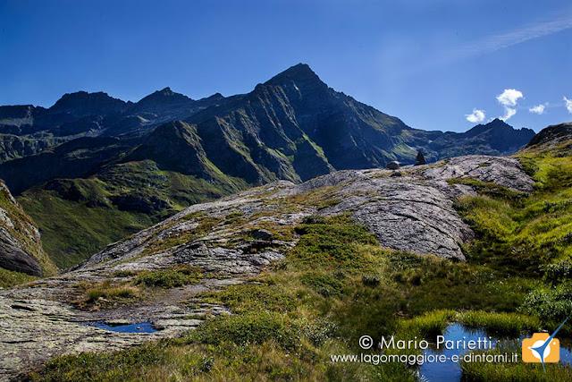 panorama valle Bavona