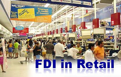 FDI in retail, FDI in retail in India, CAIT, Confederation of All India Traders, FDI in E-commerce, Praveen Khandelwal