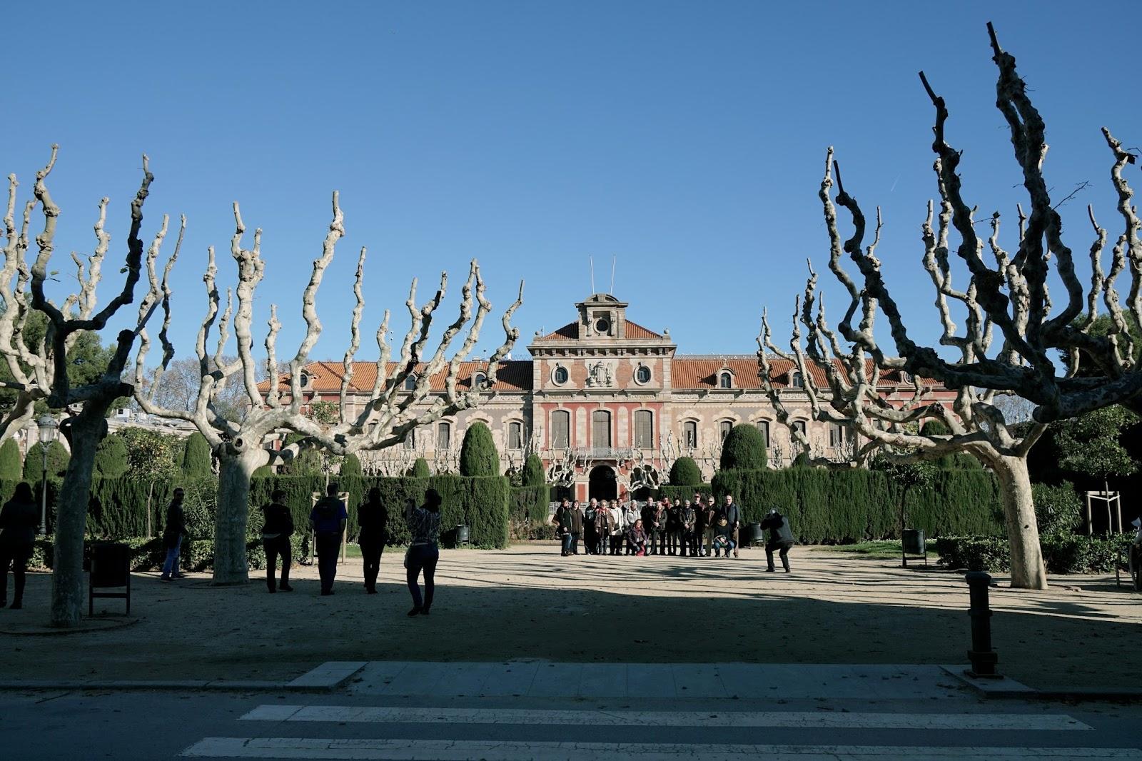 カタルーニャ州議会議事堂