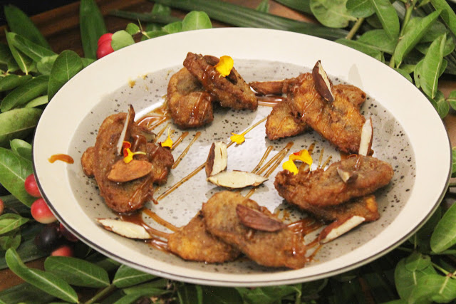 papoea by nature menu