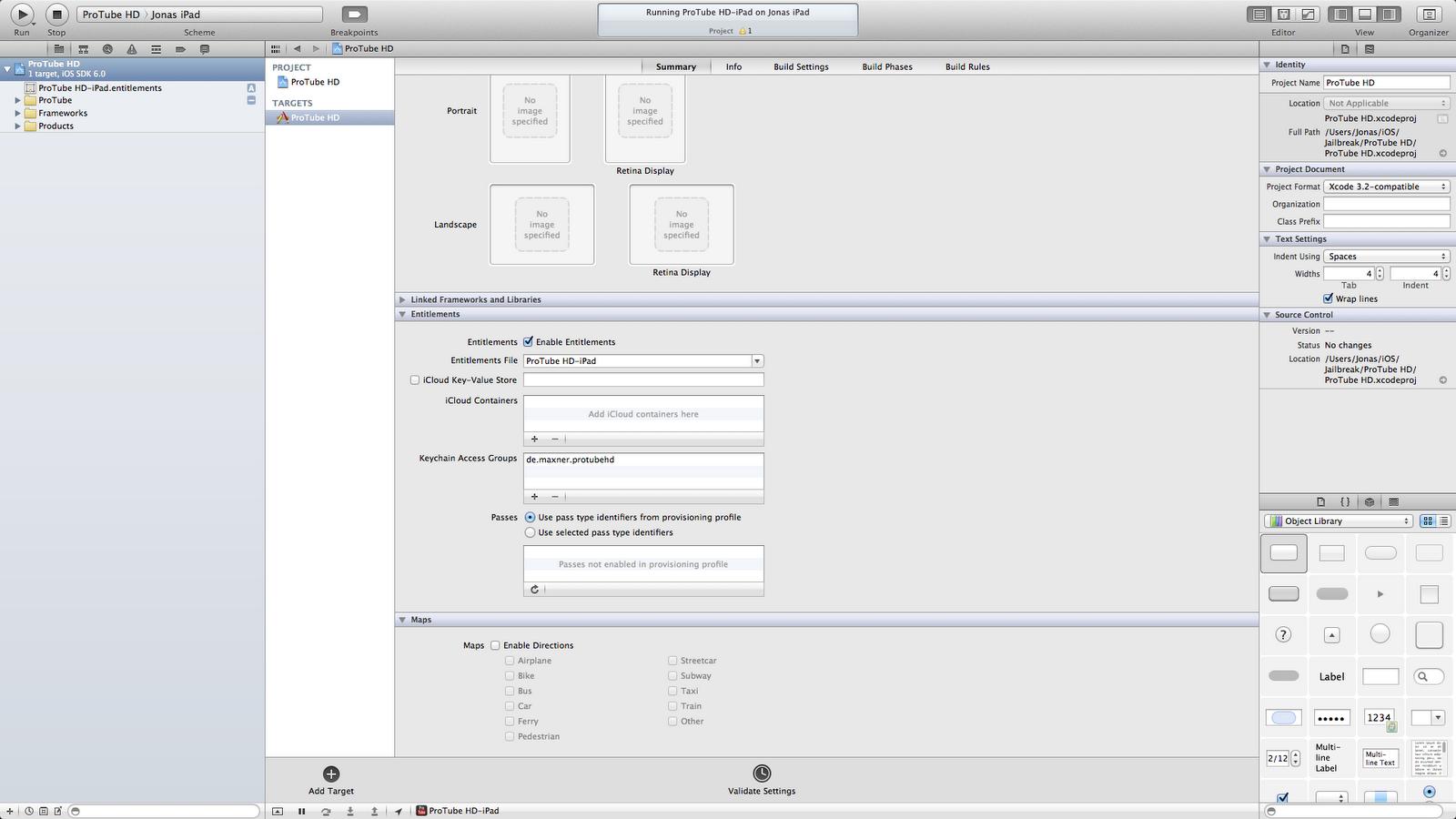 Jonas G : Tutorial: Enabling Nitro Javascript in your iOS