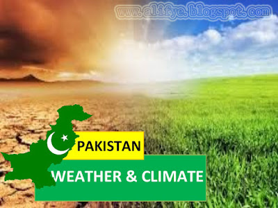 Climate and weather of Pakistan