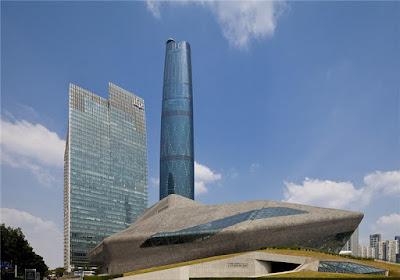 越秀房產信託 405  廣州國金中心