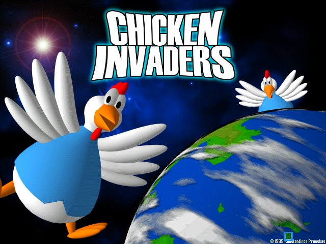 chicken invaders 3 free download full game