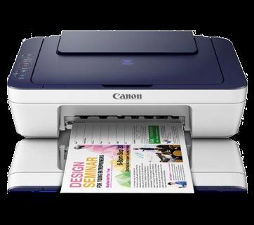 Canon Pixma E417 Driver Download