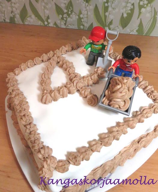 kakku 4-vuotiaalle