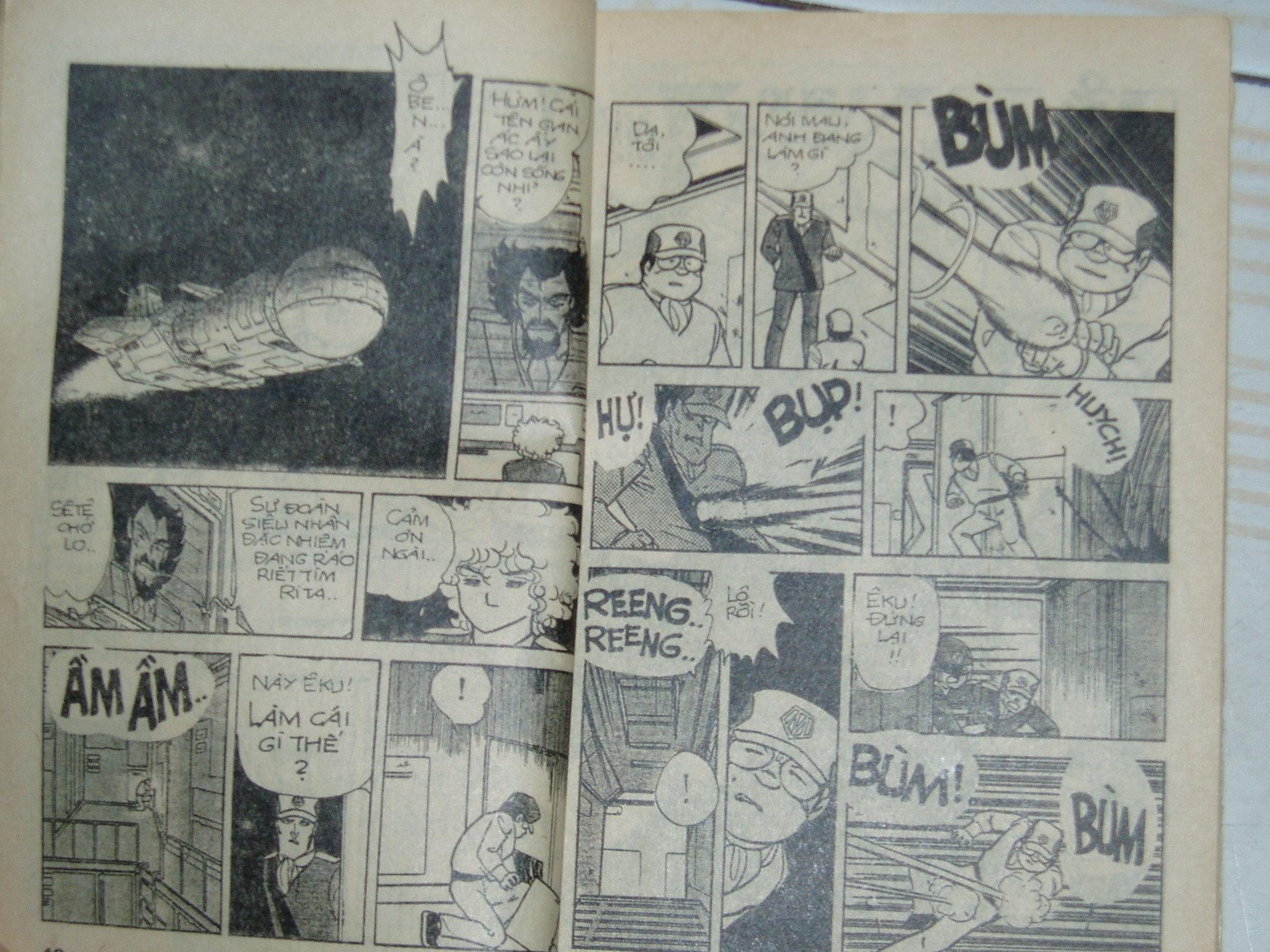 Siêu nhân Locke vol 13 trang 20