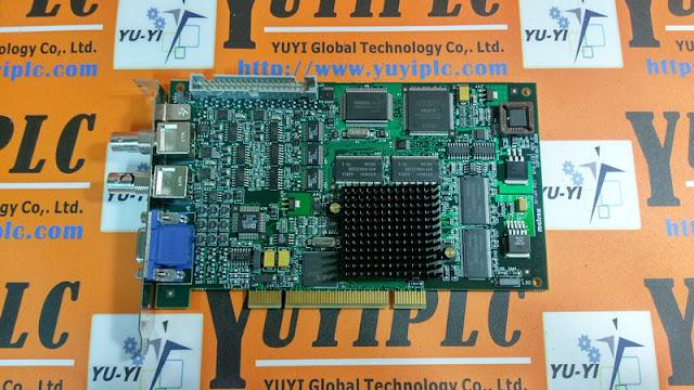 Matrox Orion PCI 979-0101 ORI-PCI/RGB Card with Matrox TOUCAN FG 943-0001