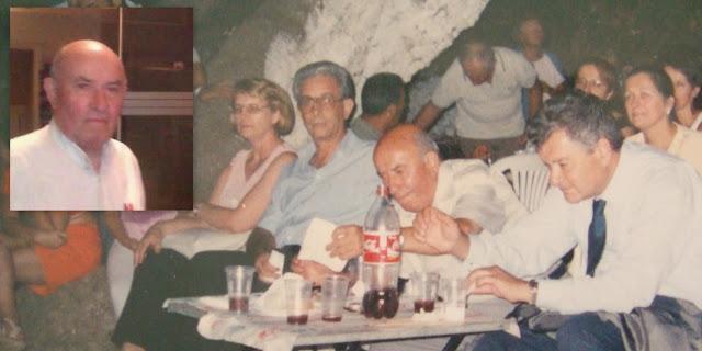 Χρόνια πολλά στον πρώην Δήμαρχο του Δήμου Στυρέων, Ζαχαρία Λέκα