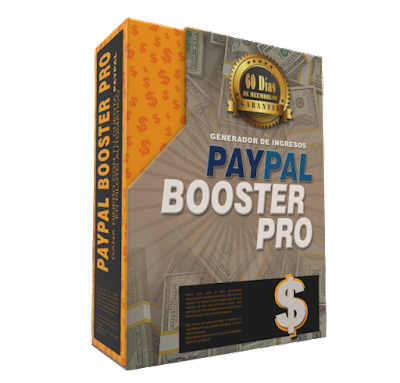 paypal booster pro