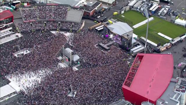 Konser One Love Manchester Ariana Grande