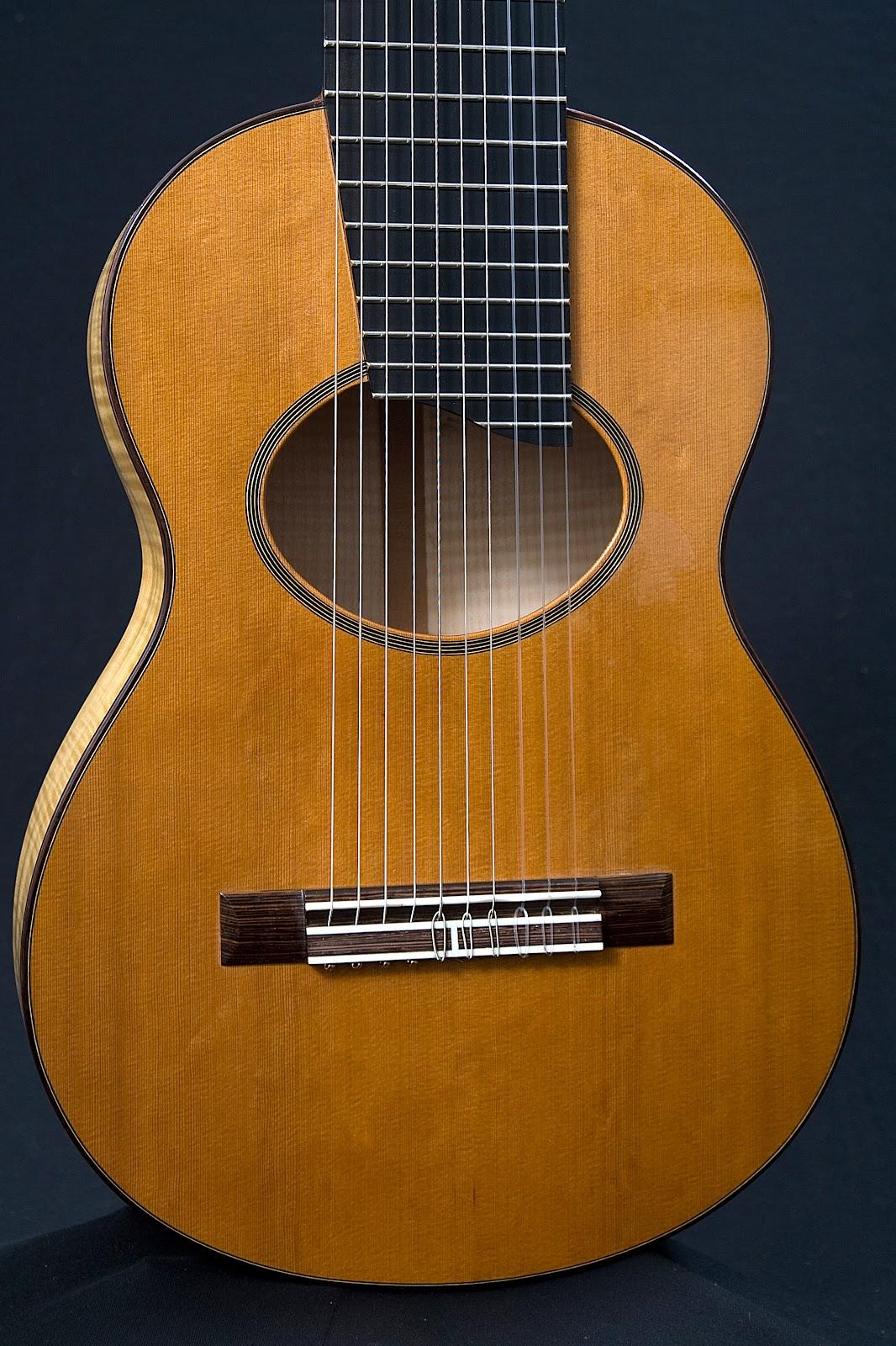 Guitarras Custom Construídas Por Rodolfo Cucculelli