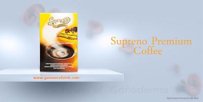 Gano Excel Supreno Premium Coffee