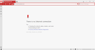 "Cara Paling Pasti Mengatasi ""There is no Internet connection"" Pada Chrome"
