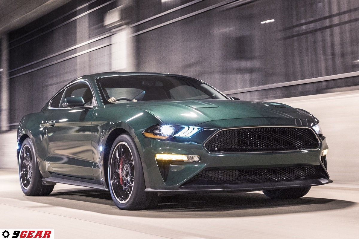 Car Reviews | New Car Pictures for 2018, 2019: 2019 Ford Mustang Bullitt limited-edition: 5.0 ...