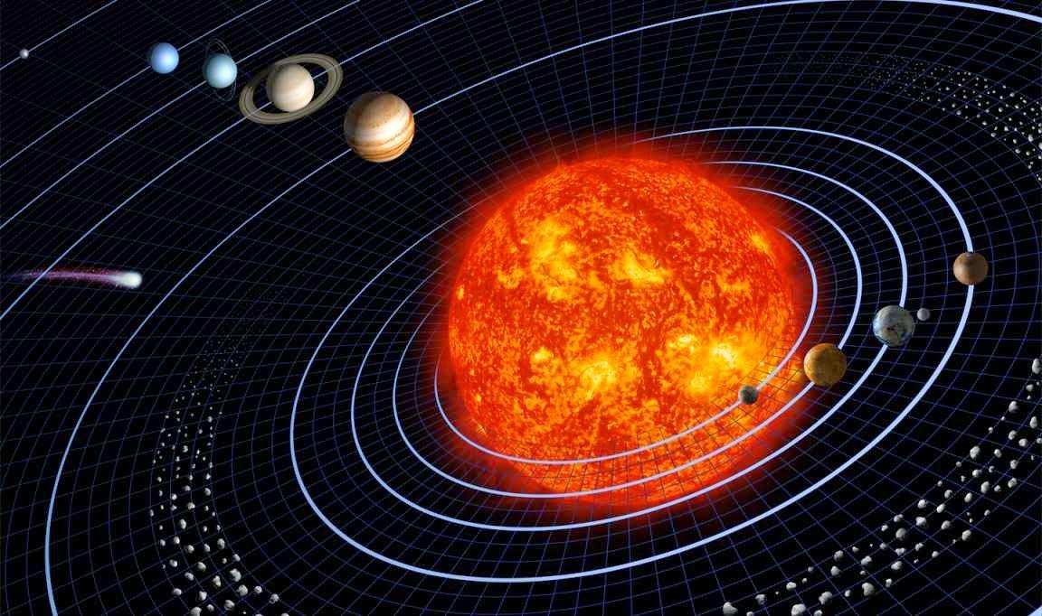 Heliocentrismo y geologia