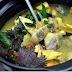 Cách làm món canh cá Lăng om chuối đậu đơn giản nhất của người miền Bắc