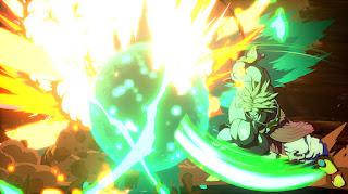 Dos vídeos y más imágenes de Bardock y Broly en Dragon Ball FighterZ