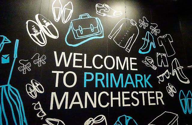 Welcome to Primark Manchester