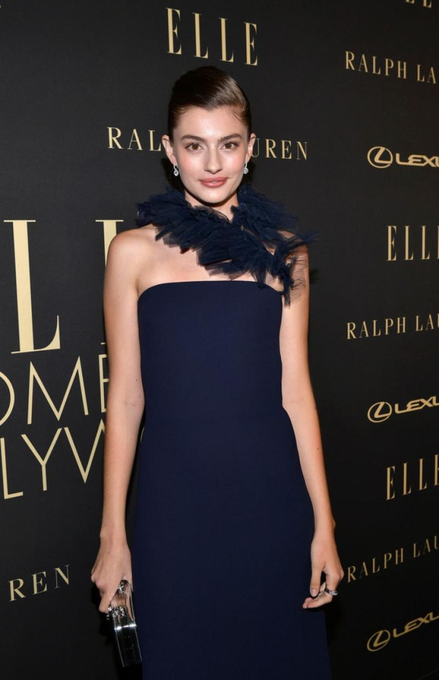 Diana Silvers at ELLE's 2019 Women In Hollywood Event