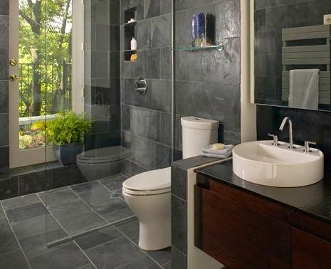 100 gambar desain kamar mandi rumah minimalis