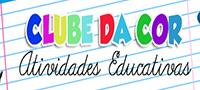Clube da cor atividades escolares