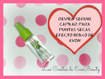 Review S�rum Capilar Puntas Secas Efecto Brillo de Avon