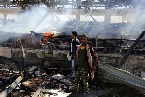 ONU insta a Arabia Saudita a finalizar bloqueo contra Yemen