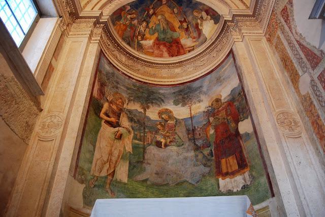 Pinturicchio  Vierge et Enfant