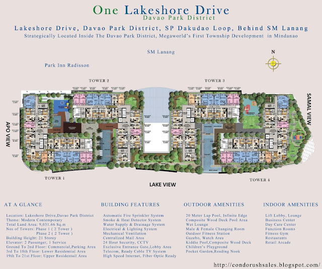 One Lakeshore Drive Master Site Plan