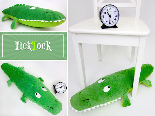 http://www.sew4home.com/projects/pillows-cushions/pillow-personality-fairfield-processing-playful-stuffed-crocodile
