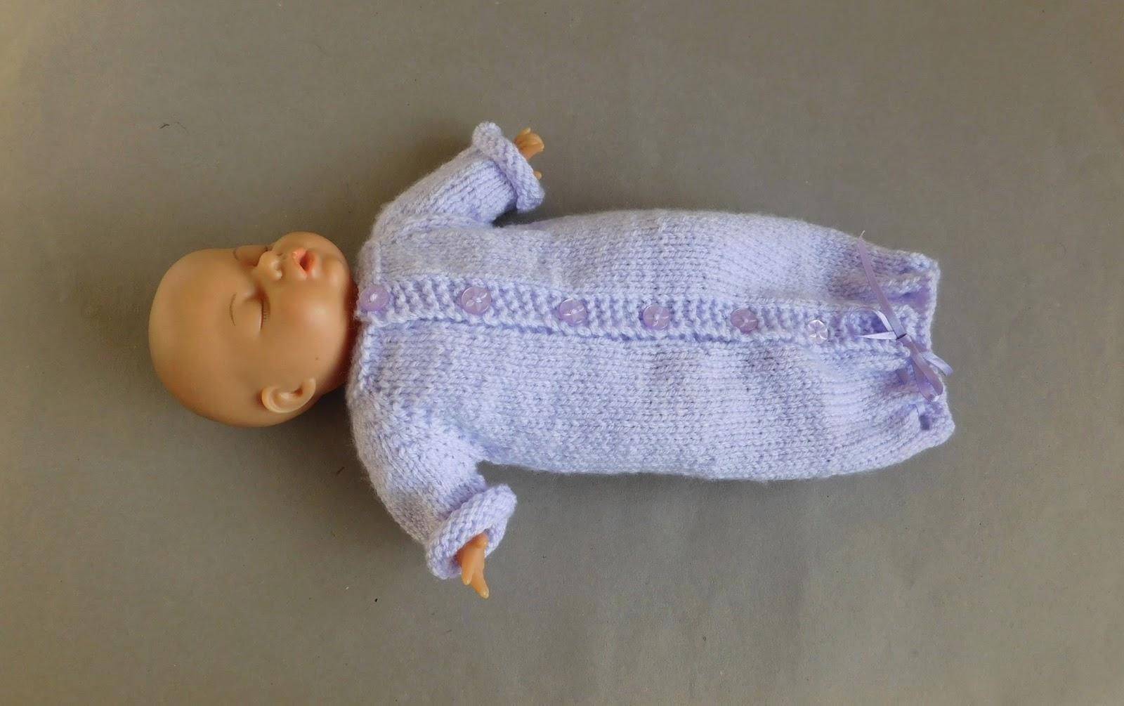 d32f1d6cb Marianna s Lazy Daisy Days  Tiny Topaz - Premature Baby Sleeper