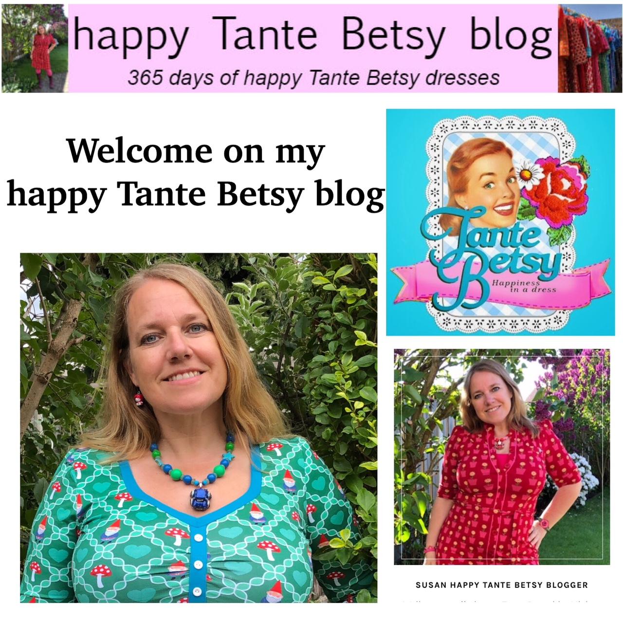 ca2f803cdf8 Hey girls vandaag is dan dé overstap naar mijn nieuwe happy Tante Betsy  blog op WordPress. Dat betekent dat ik hier niet meer verder ga met  bloggen, ...