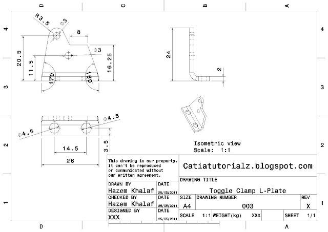 Sheet metal modeling in catia tutorial pdf