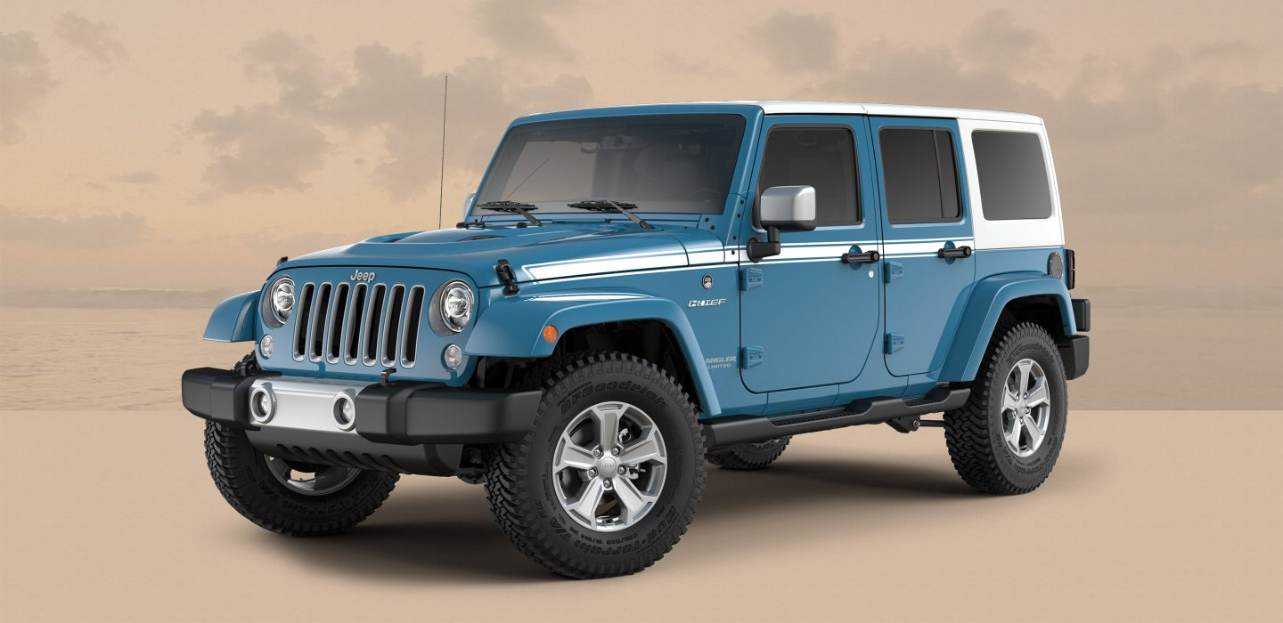 jeep wrangler gets a couple more special editions before it 39 s replaced carscoops. Black Bedroom Furniture Sets. Home Design Ideas