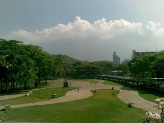 Parque Tierra de Nadie UCV. Parque Tierra de Nadie de la Universidad Central de Venezuela.