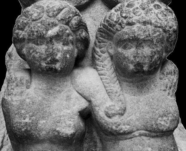 Τα δίδυμα της Κλεοπάτρας και του Μάρκου Αντώνιου στο φως