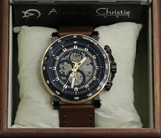 Jam Tangan Original Alexandre Christie