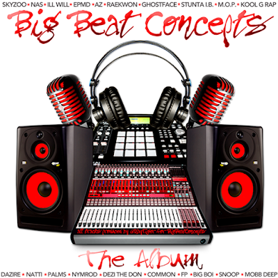 BIG BEAT CONCEPTS THE ALBUM