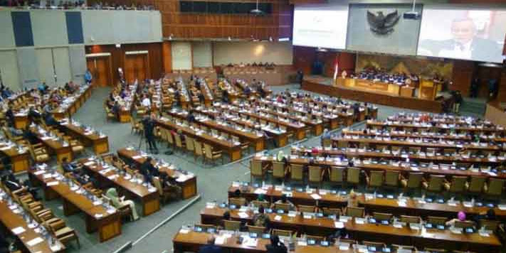 Meski Ditolak PKS, Gerindra, PAN, DPR Sahkan Perpu Ormas Jadi Undang-Undang
