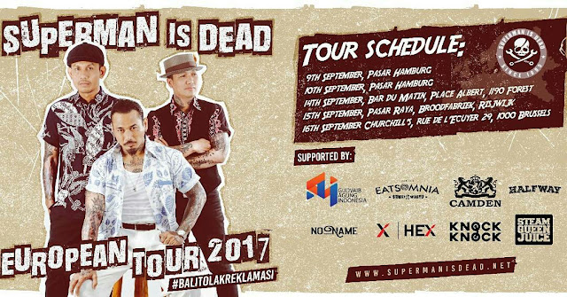 Jadwal Terbaru Tour SID
