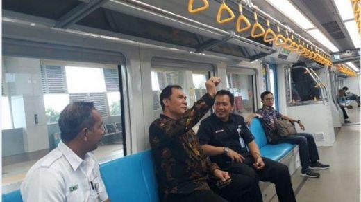 Wadaw! LRT Palembang Merugi, Habiskan Listrik 1,6 Miliar Per Hari, Cuma Dapat 500 Juta Per Bulan