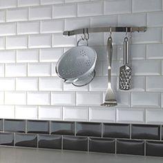 azulejos blanco y negro cocina reformas valencia